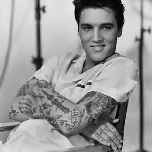 Visual Confirmation That Most People Look Better With Tattoos