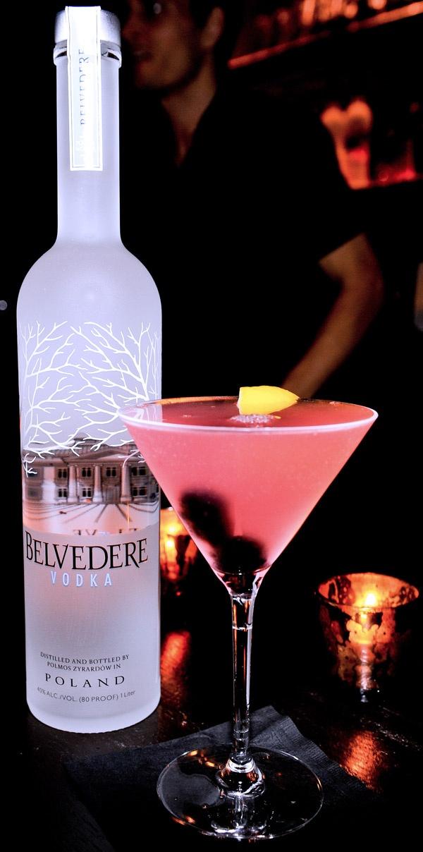 Belvedere Cosmopolitan. Belvadere is the BEST!