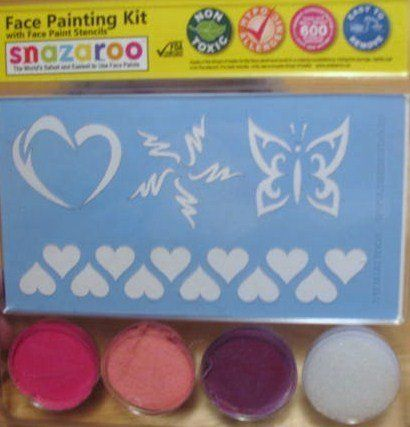 14 best images about bazar ideas on pinterest glitter for Do airbrush tattoos come off in water