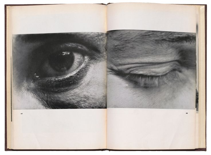Aenne Biermann.Right Eye Spread from Aenne Biermann and Franz Roh. Aenne Biermann: 60 Fotos. Berlin: Klinkhardt & Biermann, 1930. The Museum of Modern Art Library, New York.: