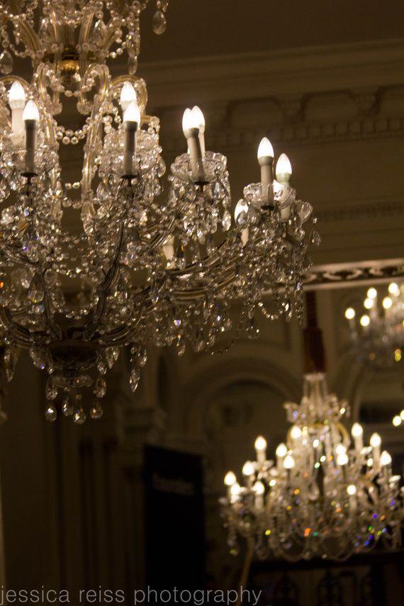 75 best Chandelier images on Pinterest | Crystal chandeliers ...