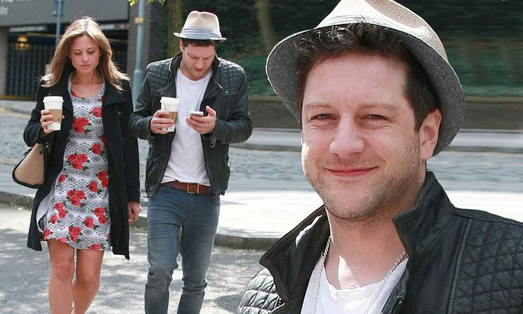 Matt Cardle looks happy and healthy out with pretty mystery girl #DailyMail