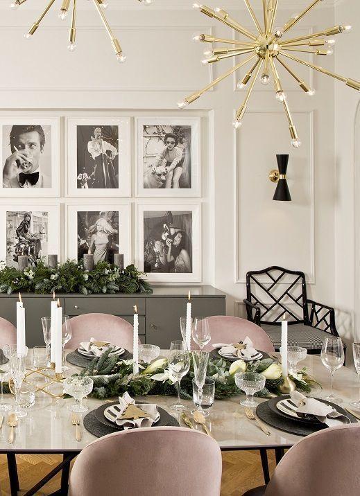 Sie müssen diesen wunderbaren Speisesaal mit Luxu…