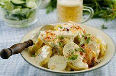 Mióta kipróbáltam ezt a receptet, a család hetente burgonyasalátát követel!