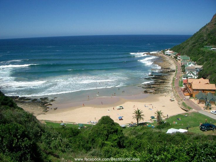 Victoria Bay, just outside George (South Africa)