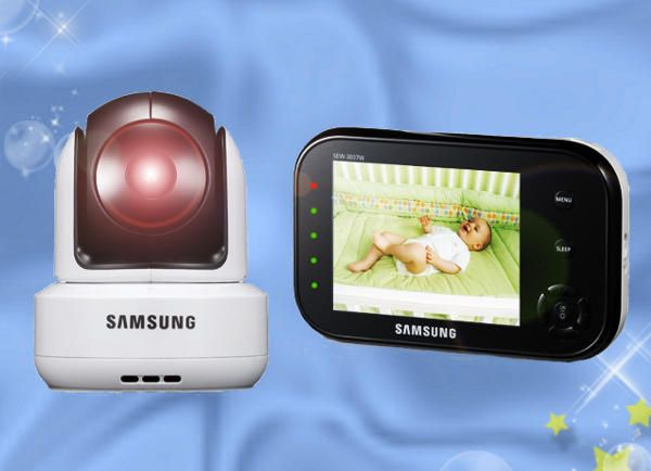 Samsung 3037W One of the best baby monitors...
