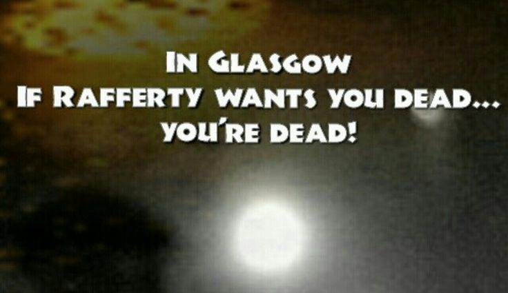 It's Crime...It's Hard...It's Glasgow!