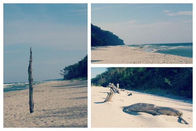 veni vidi blog: wrześniowe plażowanie
