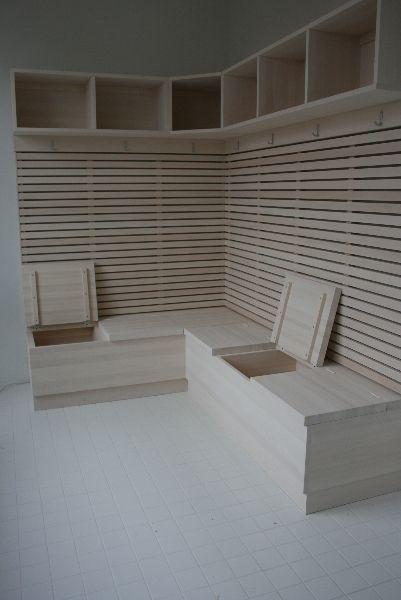 Kalusteet | Karava Sauna