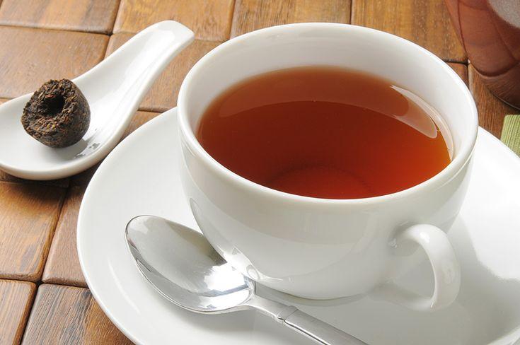 A dieta imperial do chá vermelho - Lucilia Diniz