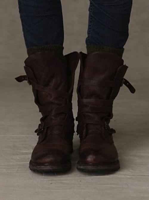 slouchy boots-I want these in my life this winter!