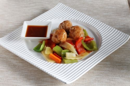Sweet and sour meatballs | Thermomix | Everyday Cookbook