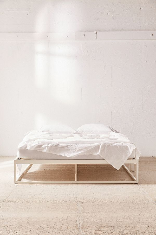 Minimal Platform Bed Frame Furniture Design Platform Bed Frame