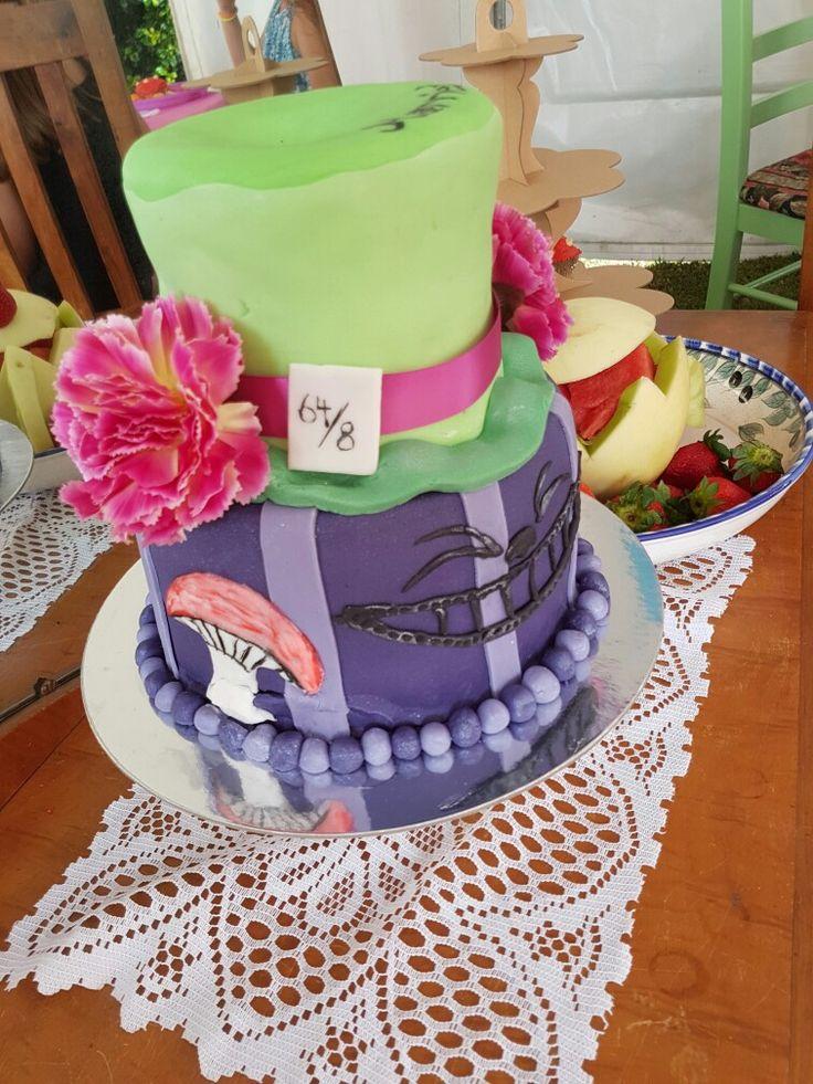 8th birthday cake.