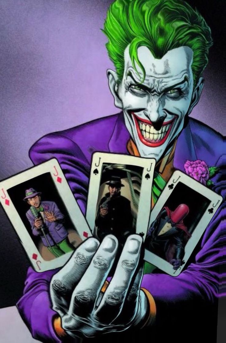 Picture in Movement (2D to 3D) • Joker Poker