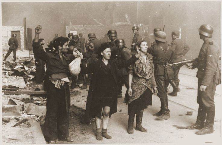Bells toll for Warsaw ghetto uprising 70 years on - http://www.warhistoryonline.com/war-articles/bells-toll-for-warsaw-ghetto-uprising-70-years-on.html