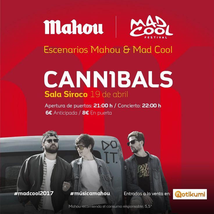 CANNIBALS EN MADRID