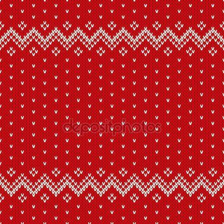Скачать - Рождественский дизайн свитера. бесшовный образец — стоковая иллюстрация #58709313
