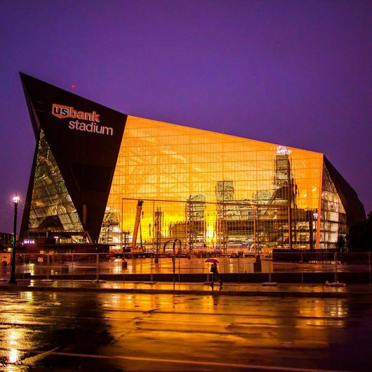Last week the Minnesota Vikings officially opened the new US$1.1 Billion U.S. Bank Stadium in downtown Minneapolis.