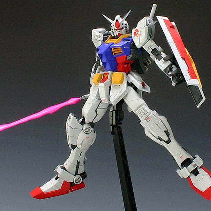 Custom Build: MG RX-78-2 Gundam ver.ke2007 ~ The details that evolved ~ - Gundam…