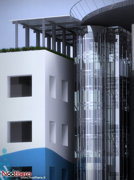 Noothera Portfolio - Architettura (3D, render, architecture, visual)