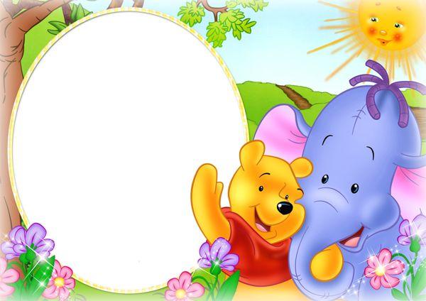 winnie the pooh - frames on Pinterest | Winnie The Pooh, Real ...