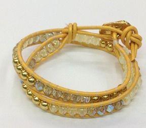 """Atelier créatif """"Bracelet Wrap"""" La Mercerie à Montpellier"""
