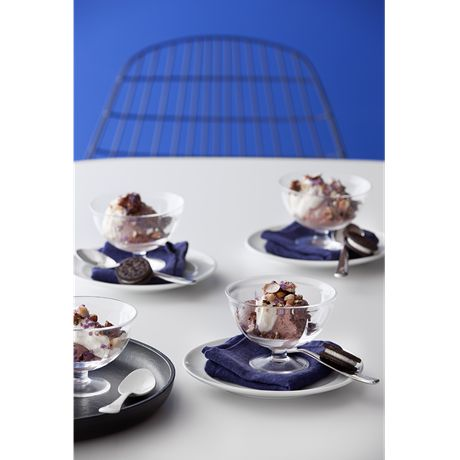 Take your table to new heights with the new stemmed Grand Cru Soft Glass. #rosendahl #grandcrusoft