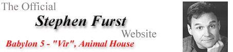 The Official Stephen Furst Website