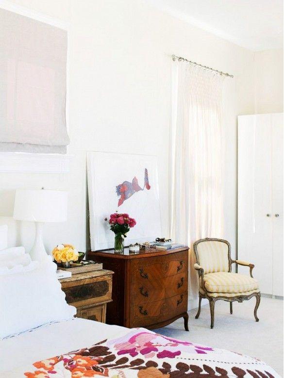 Tour a Light, Bright, Feminine San Francisco Home via @domainehome, designer soledad alzaga