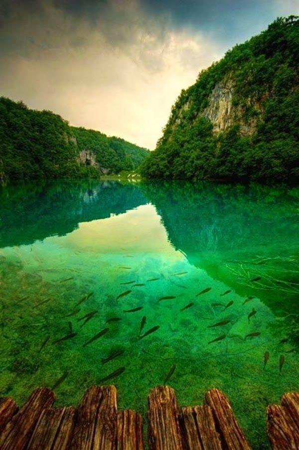 プリトヴィッツェ湖群国立公園、クロアチア