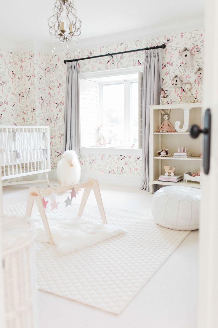 239 best Glamorous Nursery Ideas images on Pinterest   Nursery ...