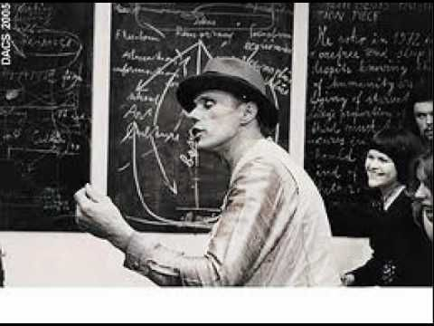 Joseph Beuys (1921-1986) - On Art and Jackson Pollock
