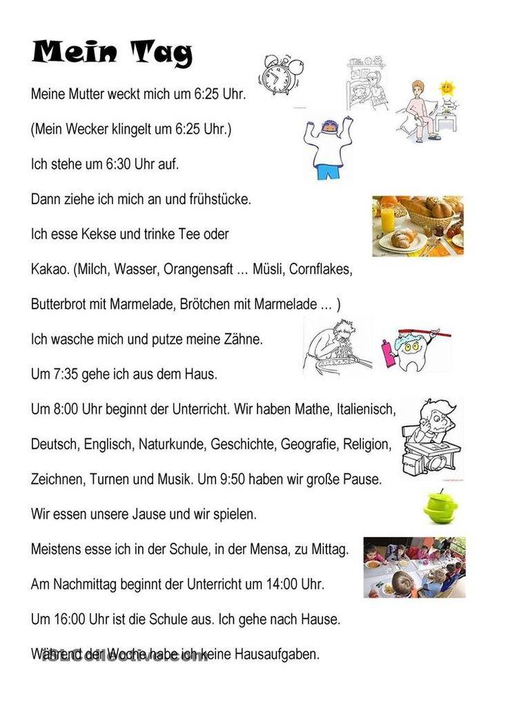 29 besten DaF Grammatik Bilder auf Pinterest | Modalverben ...