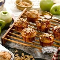 Caramel Apple Muffins from Martha White®