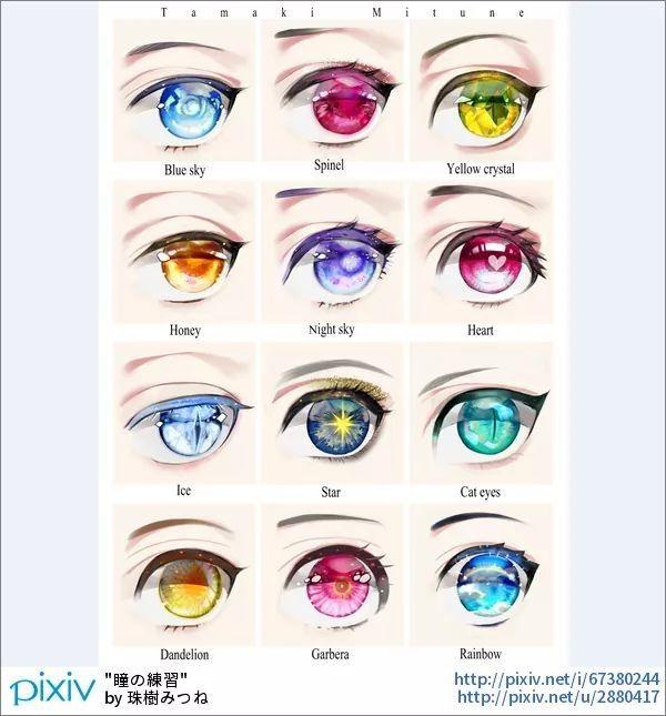 Beautiful Eyes Eyes Artwork Manga Eyes Anime Eyes