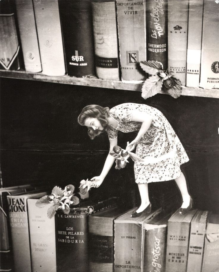 "Photo by Grete Stern: ""Dream No. 6: Untitled,"" (1948)....Surrealism"