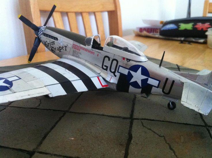 Nigel Wells Awesome P-51
