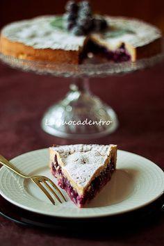 La torta Bertolina di Sara