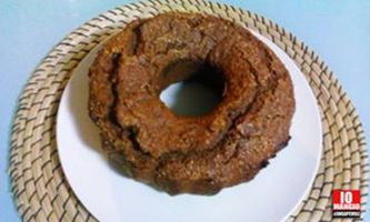 [DOLCI]Torta integrale di ricotta e cioccolato, dolcificata con malto d'orzo. #ricetteintegrali #dolciintegrali