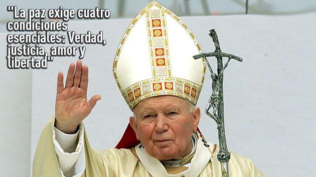 10 frases de Juan Pablo II y Juan XXIII para la eternidad