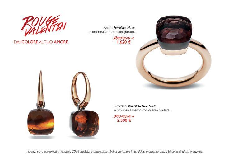 LIGUORI - #Pomellato Nudo and New Nudo #collection