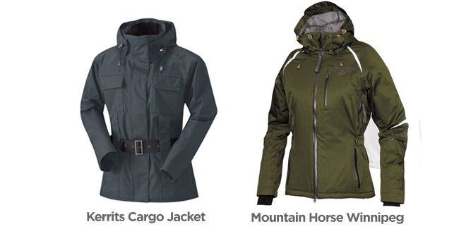 Great riding jacket: Standout Winter, Winter Riding, Riding Jackets