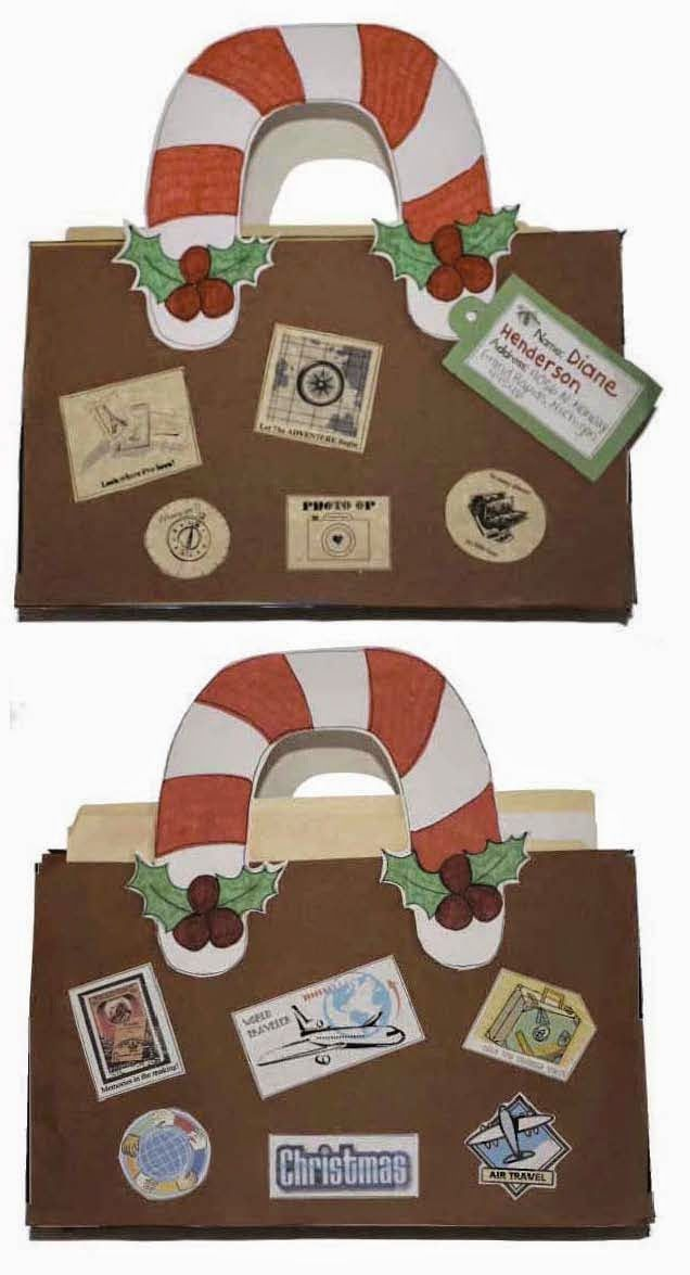 Christmas around the world lessons for first grade for Around the world crafts