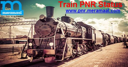 Do you want to know the Train Booking Status...? Meramaal is the Best Place to get the PNR Details, Train Schedules, Live Train status, Check pnr waiting list, Train Enquiry status, etc..,