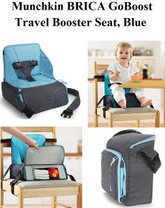 Munchkin High Chair Ribbed Leather Office Baby On Portable And Folding Booster Seat From The Brica Goboost Travel