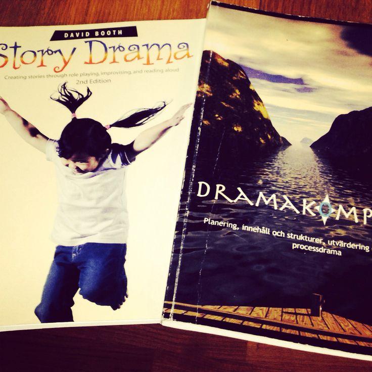 Bra böcker för drama undervisning