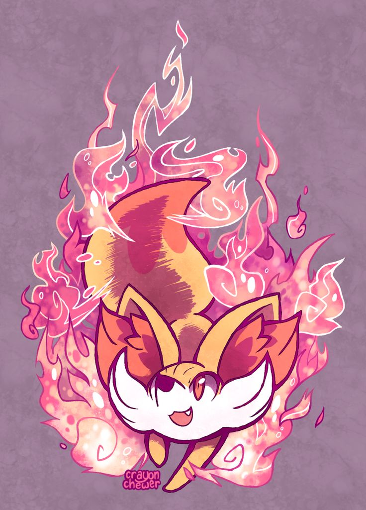 Fox Fire by crayon-chewer on deviantART