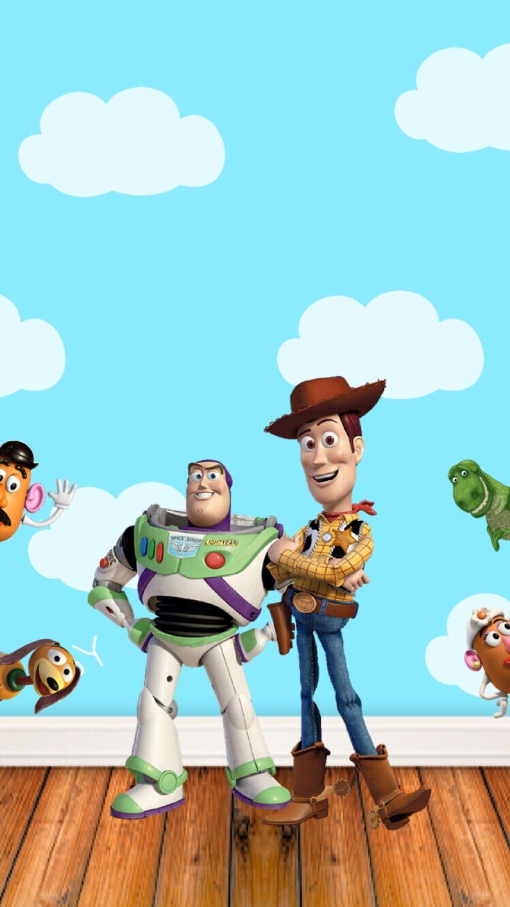 108 best toy story wallpaper images on pinterest - Toy story wallpaper ...
