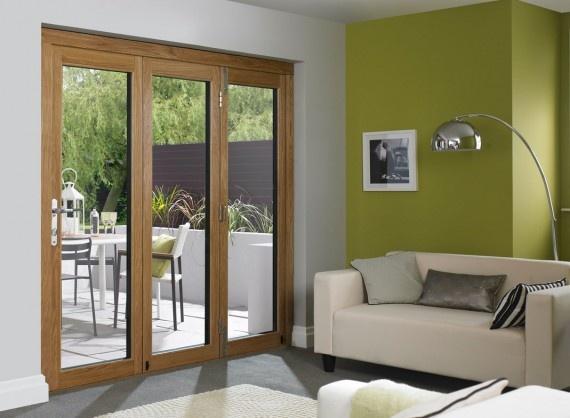 Kitchen Patio Doors - £2700